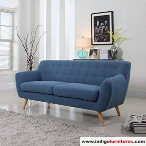 Kursi Sofa Retro Modern Nonton TV