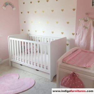 Tempat Tidur Bayi Anak Mewah Lucu