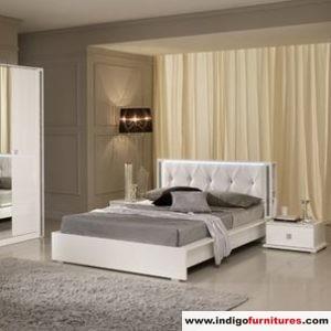 Set Kamar Minimalis Putih Porter