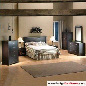 Kamar Set Twin Bed